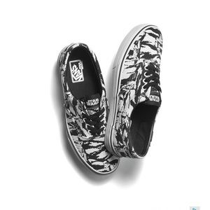 Vans Star Wars Stormtroopers limited edition